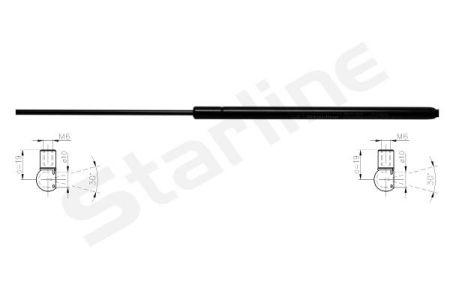 AMORTIZOR HAION STARLINE S41.12.800 [0]