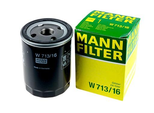 FILTRU ULEI MANN W713/16 [0]