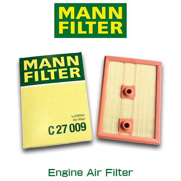 FILTRU AER MANN C27009 0