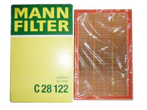 FILTRU AER MANN C28122 0