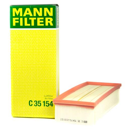 FILTRU AER MANN C35154 0