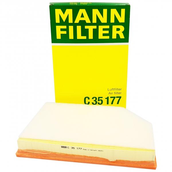 FILTRU AER MANN C35177 0