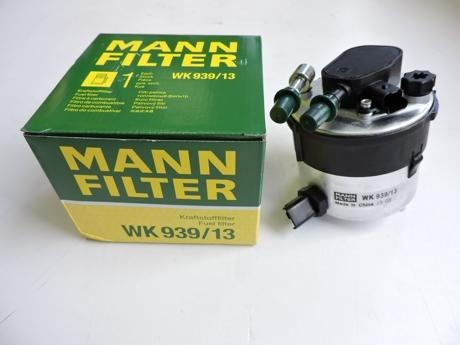 FILTRU COMBUSTIBIL MANN WK939/13 0