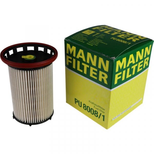 FILTRU COMBUSTIBIL MANN PU8008/1 0