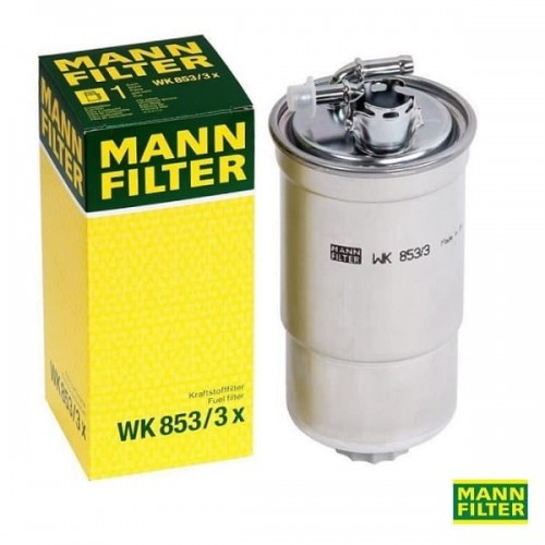 FILTRU COMBUSTIBIL MANN WK853/3x 0
