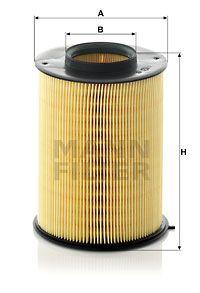FILTRU AER MANN FILTER C16134/2 [0]