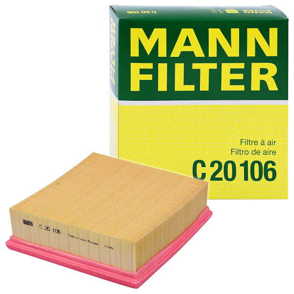 FILTRU DE AER MANN C20106 0