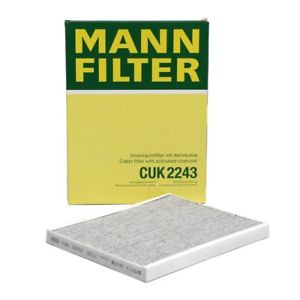 FILTRU HABITACLU MANN CUK2243 0