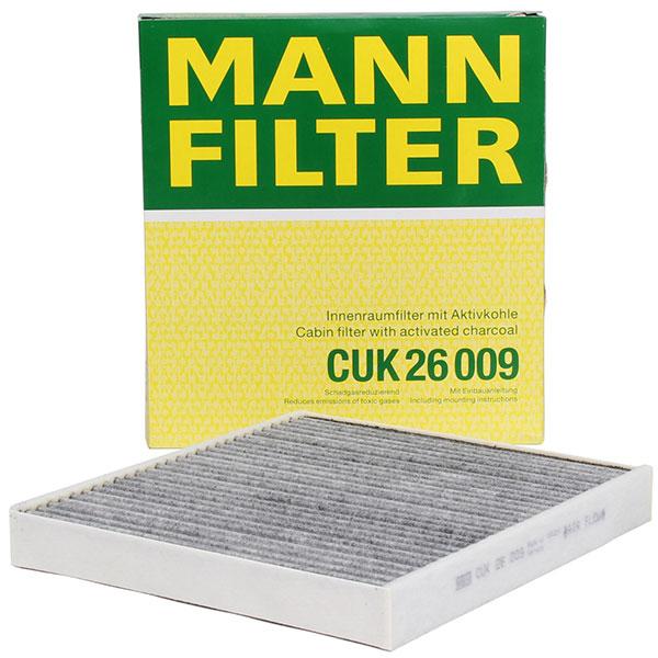 FILTRU HABITACLU C.A. MANN CUK26009 0