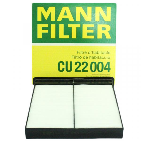 FILTRU HABITACLU MANN CU22004 0