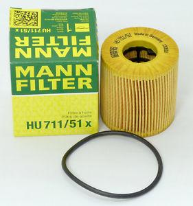FILTRU ULEI MANN HU711/51X 0
