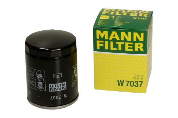FILTRU ULEI MANN W7037 0