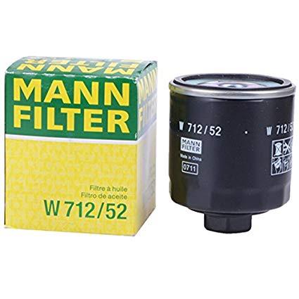 FILTRU ULEI MANN W712/52 0