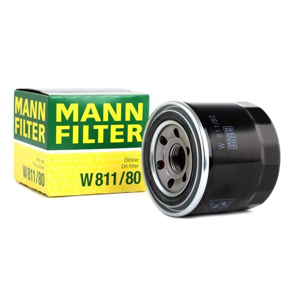 FILTRU ULEI MANN W811/80 0