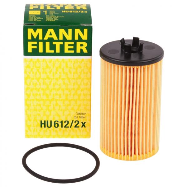 FILTRU ULEI MANN HU612/2X 0