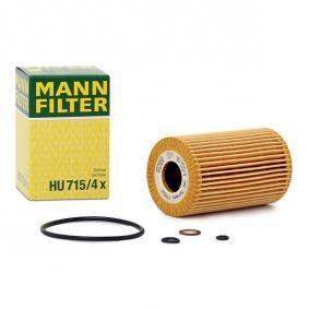 FILTRU ULEI MANN HU715/4X 0