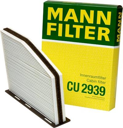 FILTRU HABITACLU MANN CU2939 0