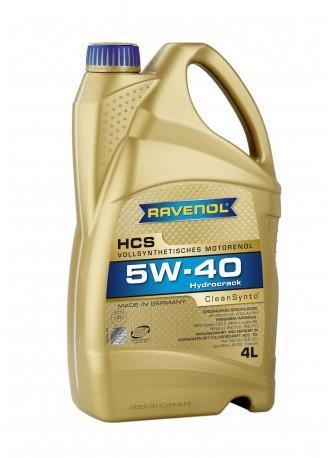 RAVENOL HCS 5W40 4L 0