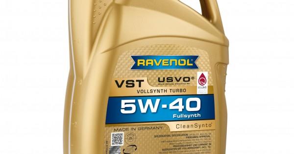 Ravenol 5W40 VST USVO - 4L 0