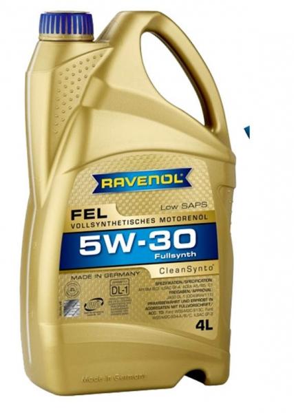 RAVENOL 5W30 FEL 4L 0