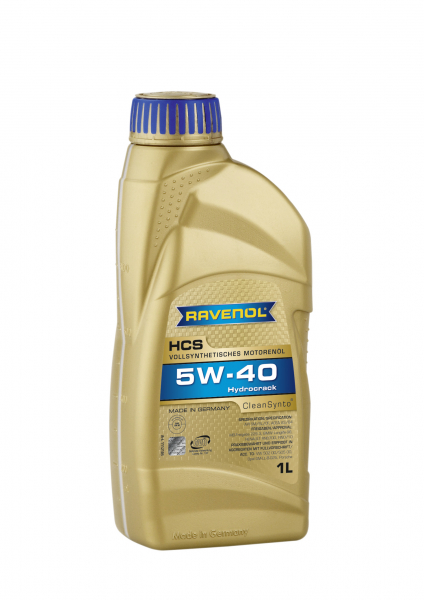 Ravenol HCS 5W40 - 1L 0