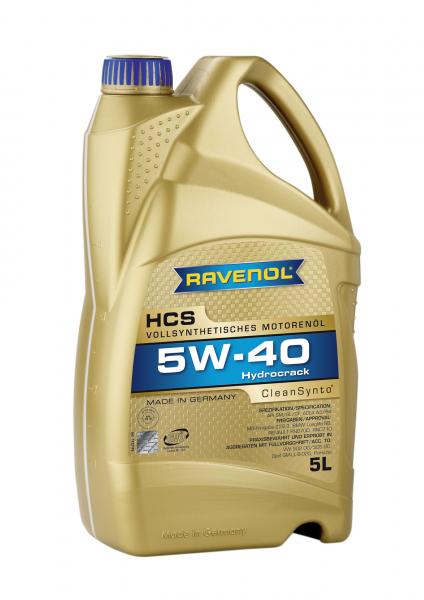 Ravenol HCS 5W40 - 5L 0