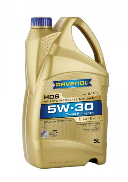 Ravenol HDS 5W30 - Renault C4 DPF - 5L 0