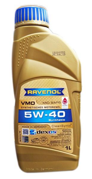 Ravenol VMO 5W40 - 1L 0
