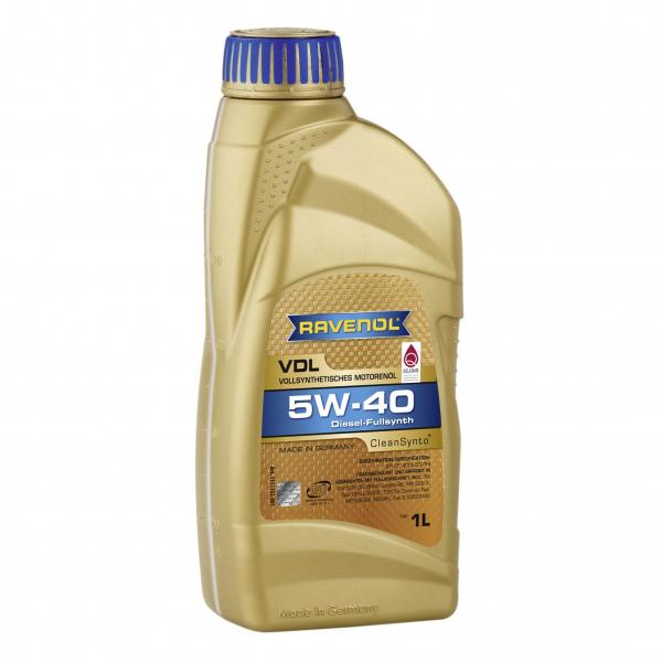 RAVENOL 5W40 VDL - 1L [0]