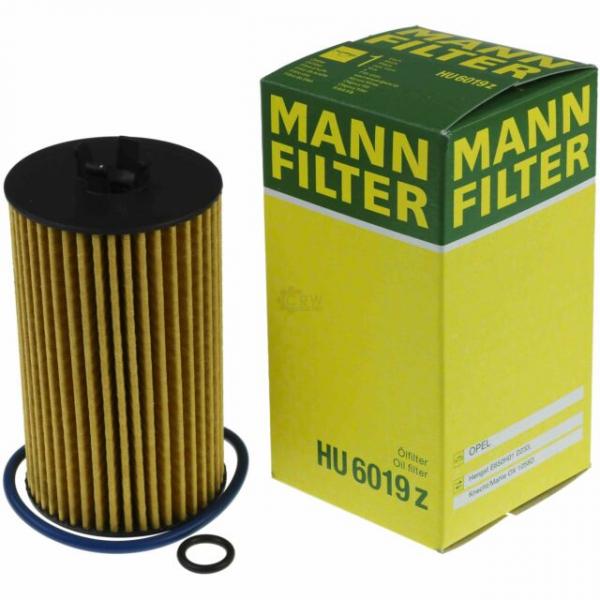FILTRU ULEI MANN HU6019Z 0