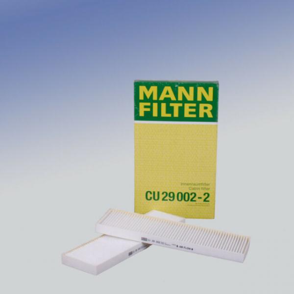 FILTRU HABITACLU MANN SET CU29002-2 0