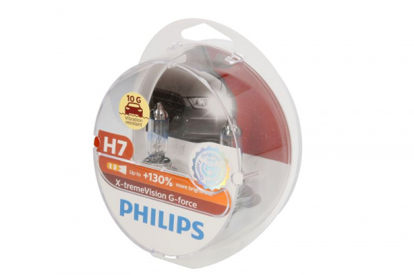 SET BECURI H7 PHILIPS E-XTREMEVISION G-FORCE 130% [0]