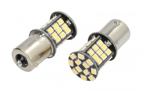 SET BEC LED P21W 12V M-TECH - CAN-Bus - fara eroare de bec ars - LB354W [0]