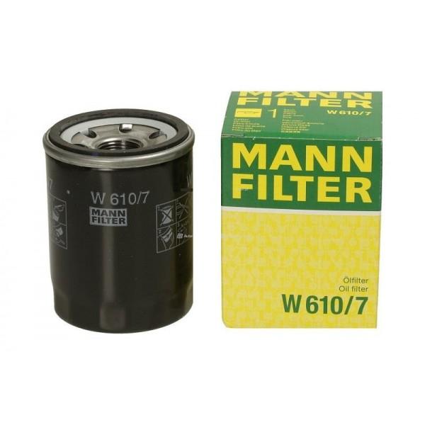 FILTRU ULEI MANN W610/7 0