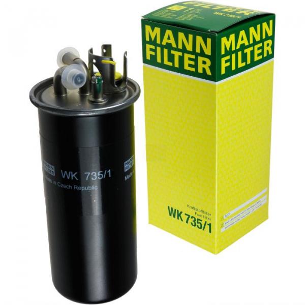 FILTRU COMBUSTIBIL MANN WK735/1 0