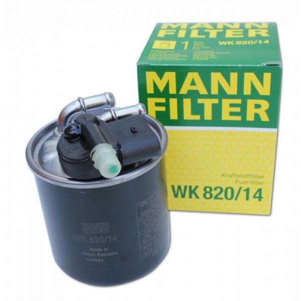 FILTRU COMBUSTIBIL MANN WK820/14 0