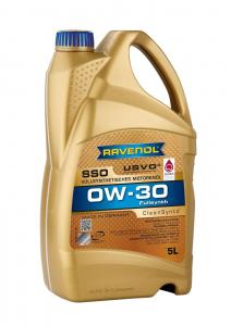 RAVENOL SSO 0W30 USVO - 5L
