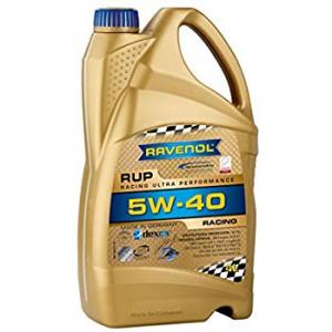 Ravenol RUP Racing USVO - 5W40 - Aprobat de BMW, Nurburgring si Ralf Schumacher - 4L