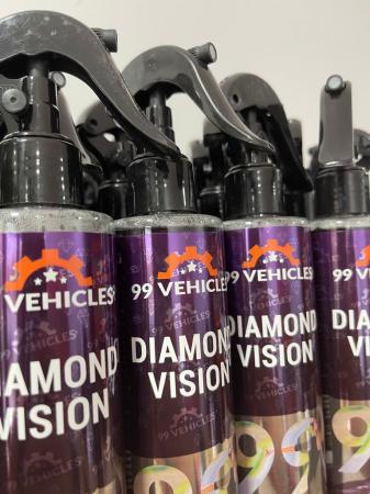 99Vehicles Diamond Vision 180ml - Soluție Profesională pentru Degresare [1]