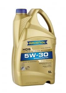 Ravenol HDS 5W30 - Renault C4 DPF - 5L