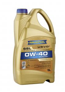 Ravenol SSL 0W40 USVO - 5L