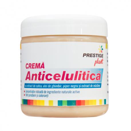 Crema anticelulitica cafea, ghimbir, piper, masline 250ml 0