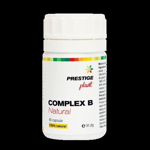 Complex B natural 60 cps Prestige Plant 0