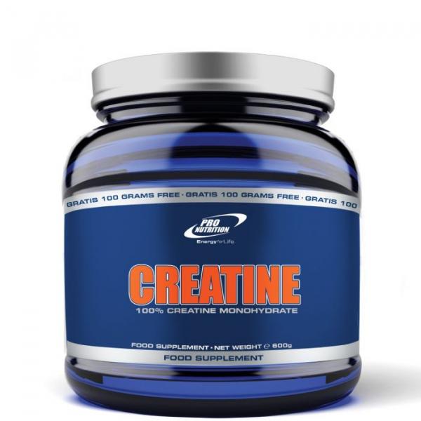 Creatine monohidrata ultrapure 600 g PRO NUTRITION [0]