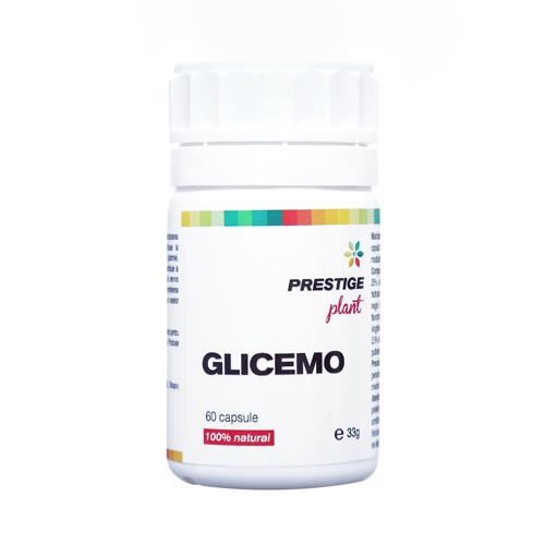Glicemo 60 cps Controlul glicemiei Prestige Plant 0