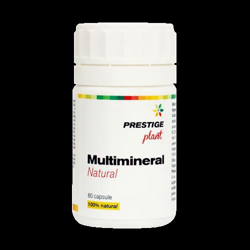 Multimineral natural 60 cps Prestige Plant 0