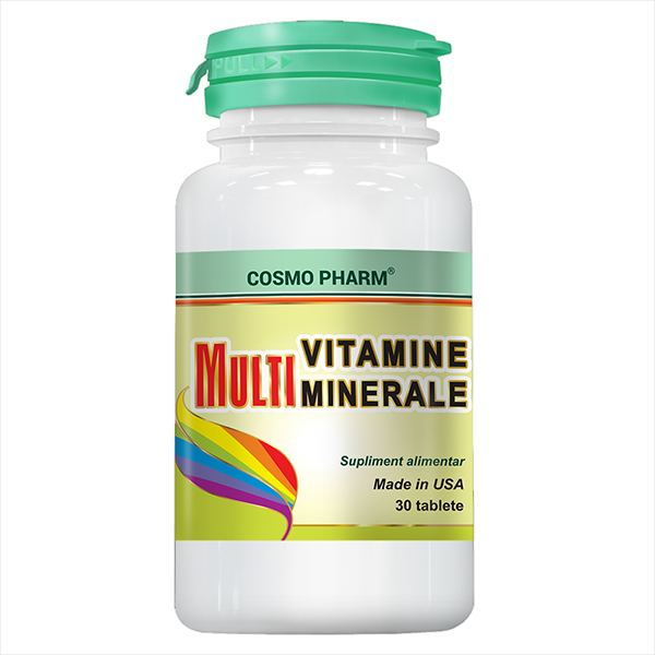 MULTIVITAMINE MULTIMINERALE 0