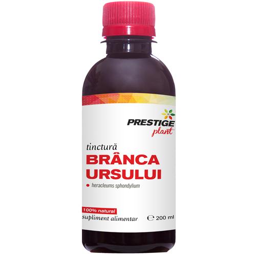 Tinctură Brânca Ursului 200 ml Prestige plant 0