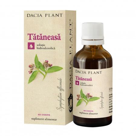 Tataneasa tinctura -50 ml-  Dacia Plant [0]