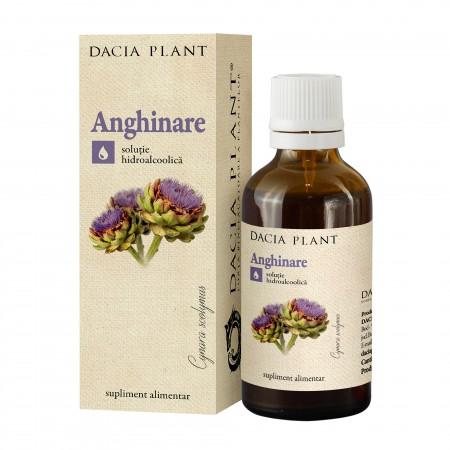 Anghinare tinctura 50 ml Dacia Plant [0]